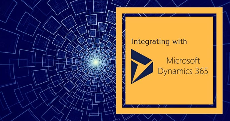 Architecture CDATA (ODBC) integration, to integrate with Dynamics 365, Microsoft CRM and Salesforce