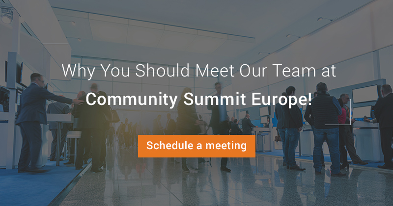 https://www.to-increase.com/blog/why you should meet our team at Community summit europe