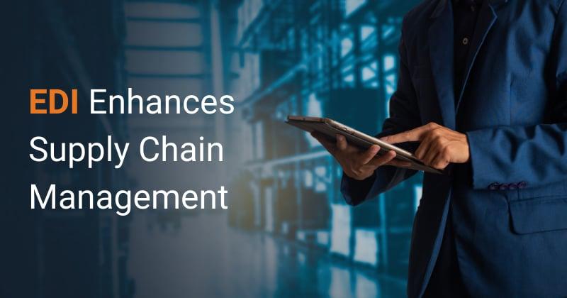 EDI in Supply Chain