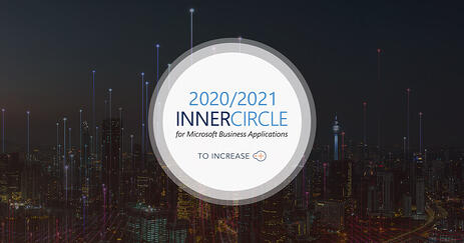 PR banner for TI-inner circle 2020-21