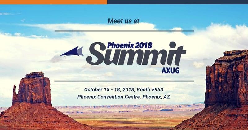 AXUG Summit Phoenix
