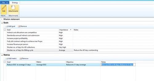 BPM for Dynamics AX Post Implementation Screenshot 1