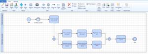 RapidValue new flow designer