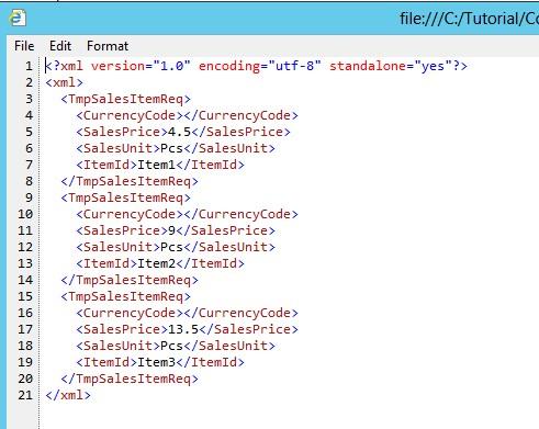Simplify Dynamics AX Data Exports 10