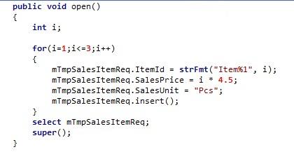 Simplify Dynamics AX Data Exports 6