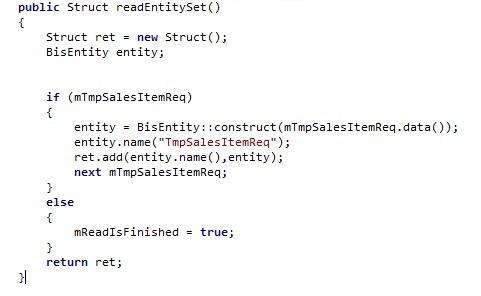 Simplify Dynamics AX Data Exports 7