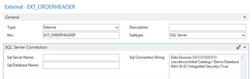 BIS NAV SQL Import 2
