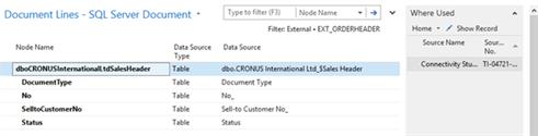 BIS NAV SQL Import 3