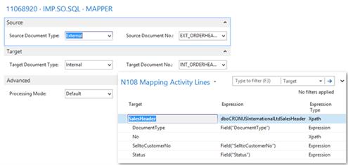 BIS NAV SQL Import 5