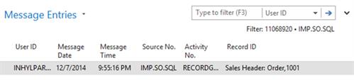 BIS NAV SQL Import 8