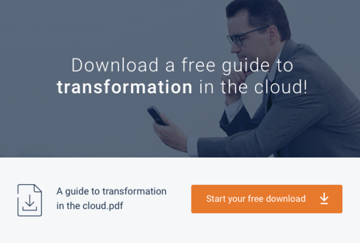 Guide to transformation in the cloud