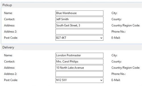 IEM Transport Order Management 2