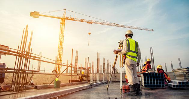 Equipment Construction Site