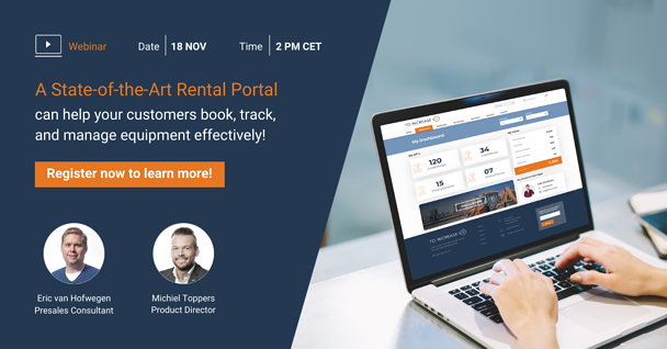 Webinar Rental Customer Portal