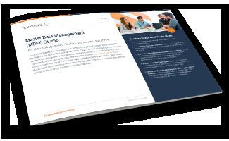 Master Data Management Studio