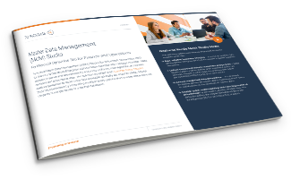 Master Data Management (MDM)_Factsheet