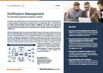Notification Management