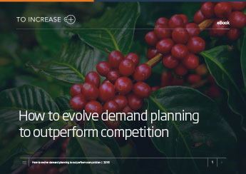 How to evolve demand planning to outperform competition?