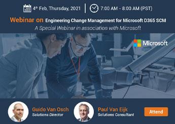 On Demand Engineering Change Management Webinar