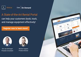 Cloud-based Customer Portal