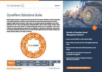 DynaRent Solution Suite